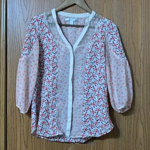 Lauren Conrad Blouse, Small